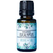 Load image into Gallery viewer, Organic Eucalyptus Essential Oil