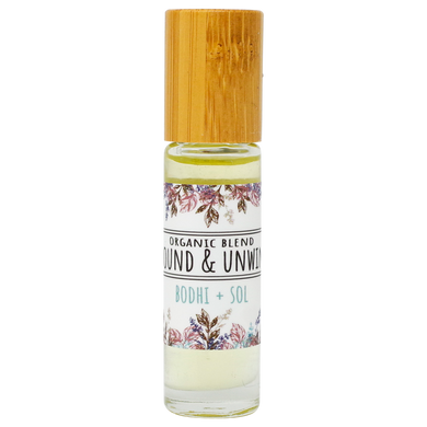 Ground + Unwind Essential Oil Roller