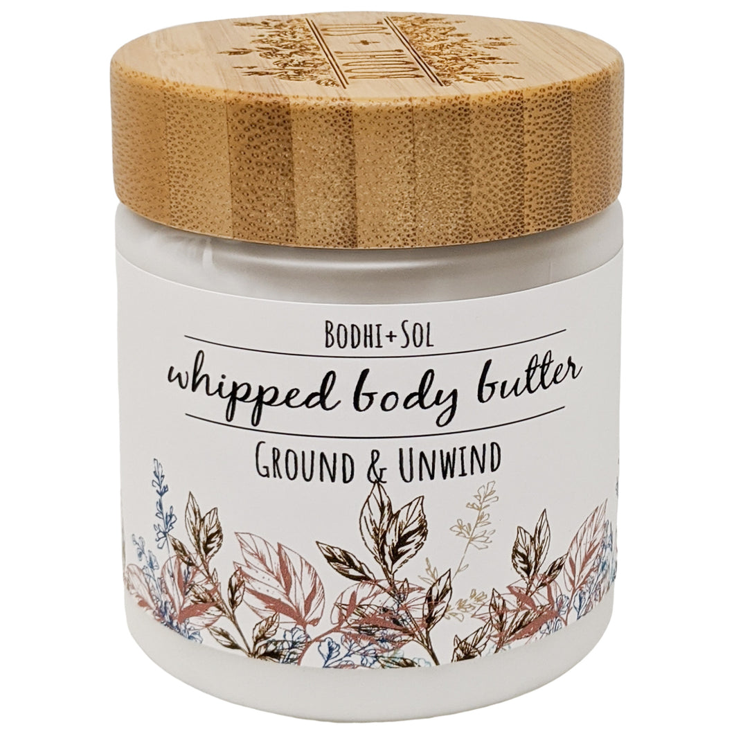 Ground & Unwind Whipped Body Butter