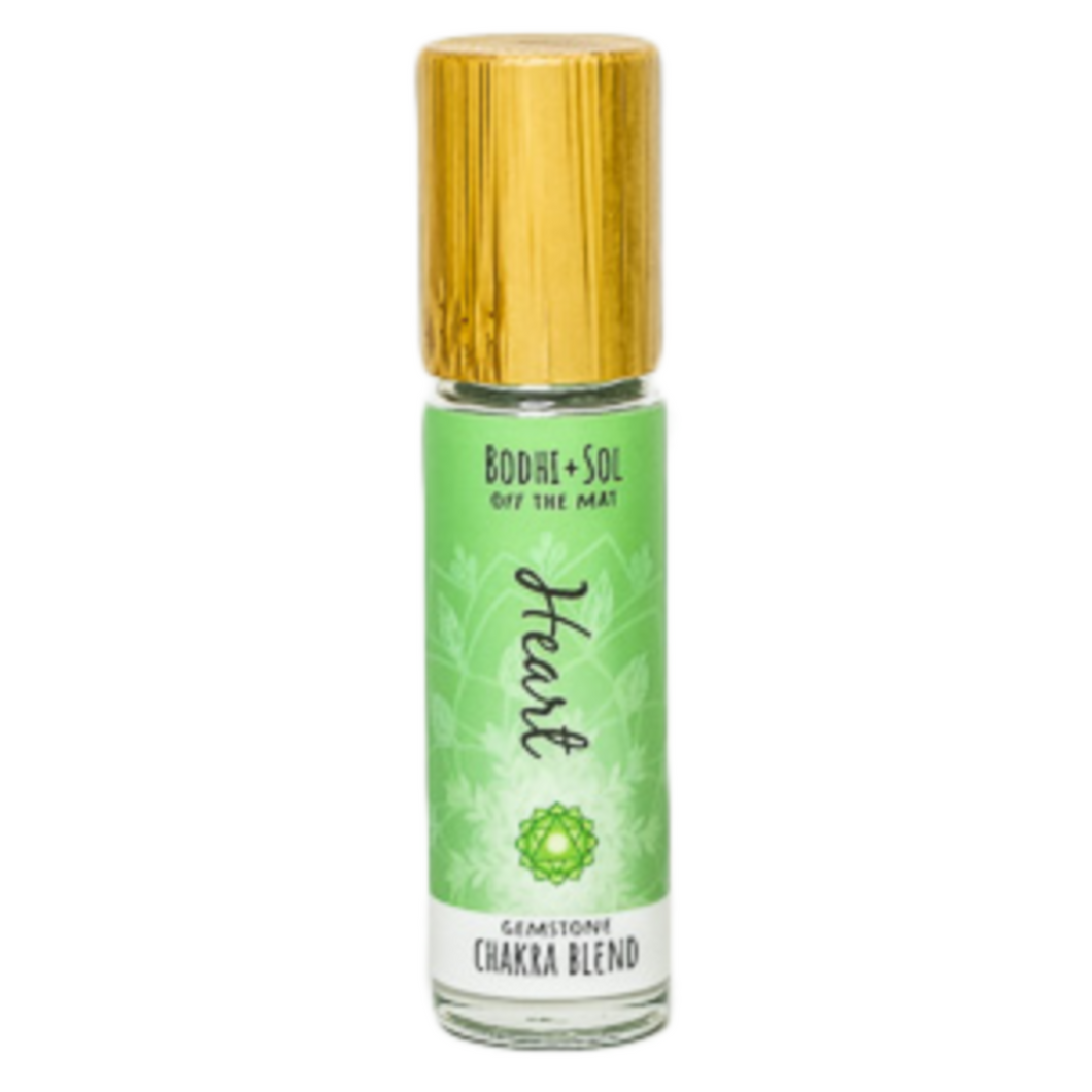 Heart Chakra Essential Oil Roller