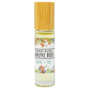 Immune Boost Essential Oil Roller