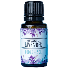 Load image into Gallery viewer, Organic Lavender Essential Oil