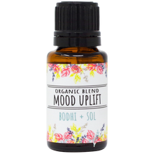 Load image into Gallery viewer, Organic Mood Uplift Essential Oil Blend