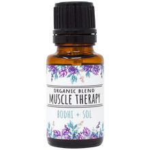 Load image into Gallery viewer, Organic Muscle Therapy Essential Oil Blend