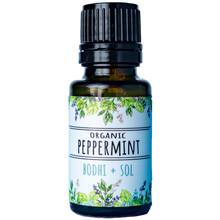 Load image into Gallery viewer, Organic Peppermint Essential Oil