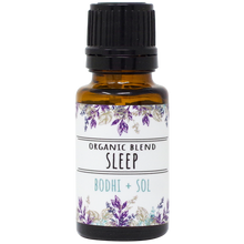 Load image into Gallery viewer, Organic Sleep Essential Oil Blend