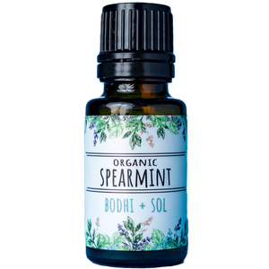 Organic Spearmint Essential Oil