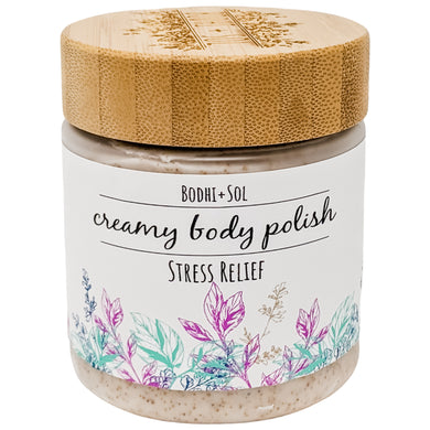 Stress Relief Creamy Body Polish