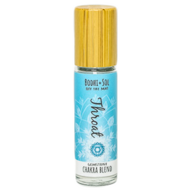 Throat Chakra Essential Oil Roller