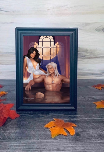 Be my Witcher Print
