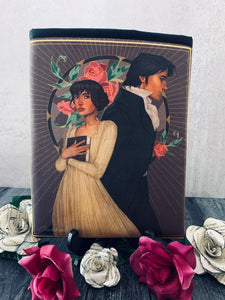 Lovers Tarot P&P Book Sleeve