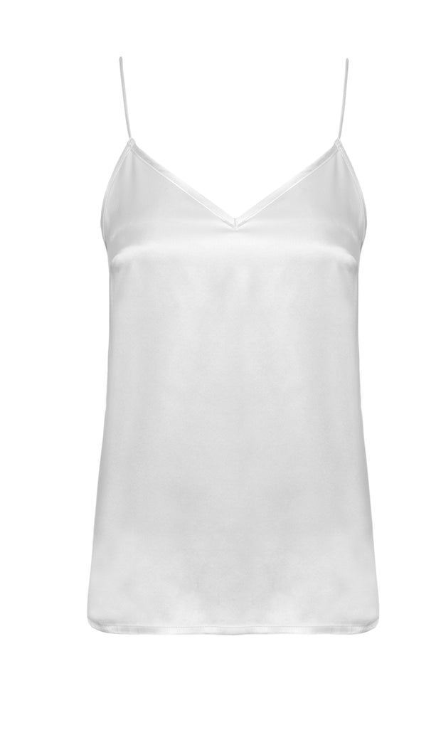 Ray Camisole White