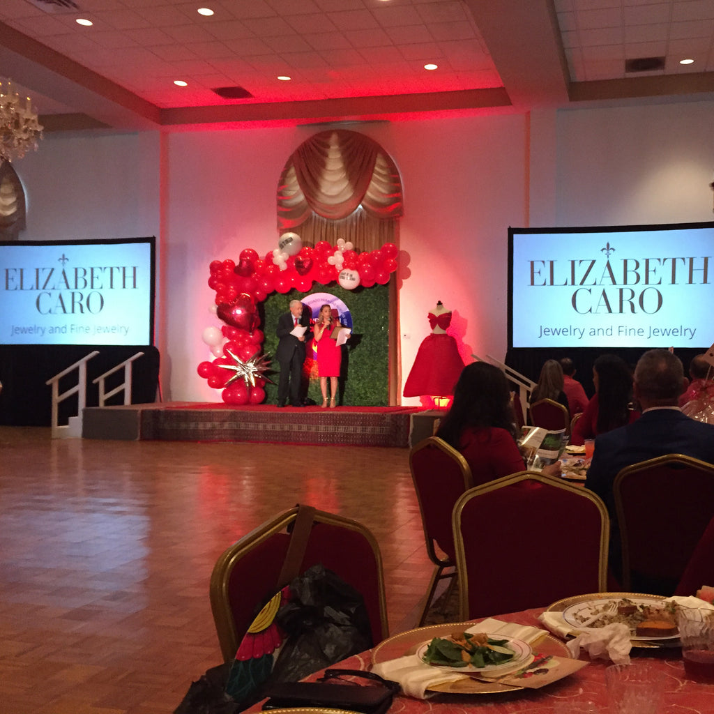 The 8th Annual Fundacion Racuyfo's Vestido Rojo Event!
