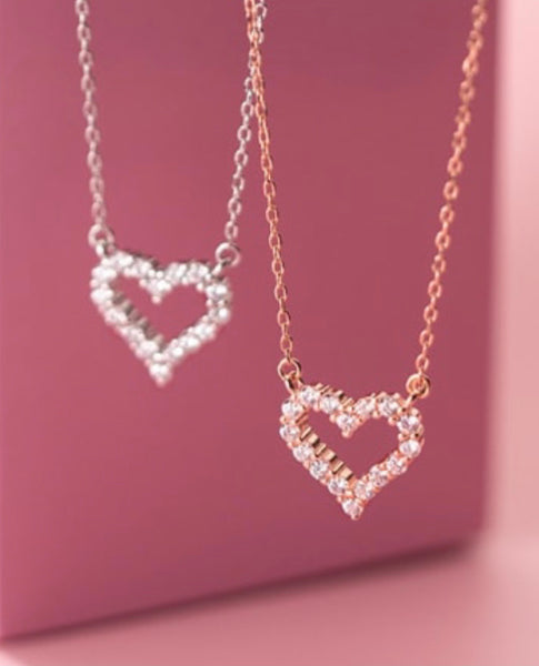 Sweetie Heart Necklace