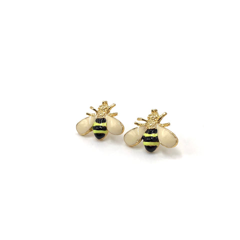 Buzz Bee Earring