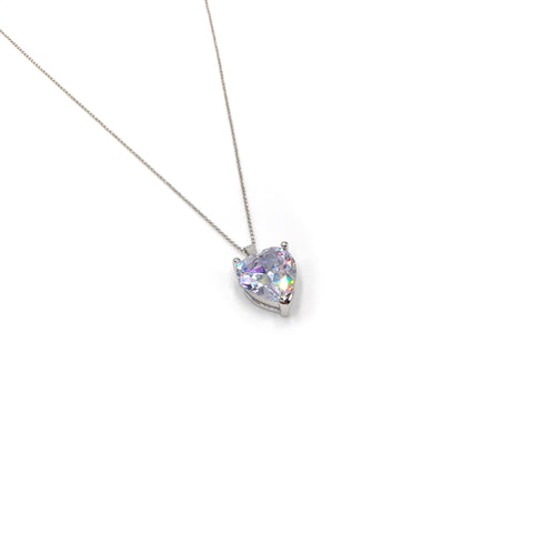 Prism Heart Necklace