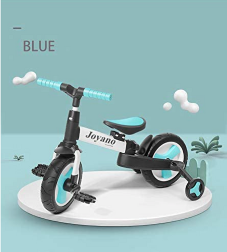 Joyano 5-in-1 Kids Tricycle/Balance Bike/Push Bike with Pushbar for 2-8 Yrs Kids (Free Shipping CANADA,USA)
