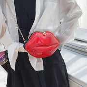Lip Purse - Raissa Luxury Boutique
