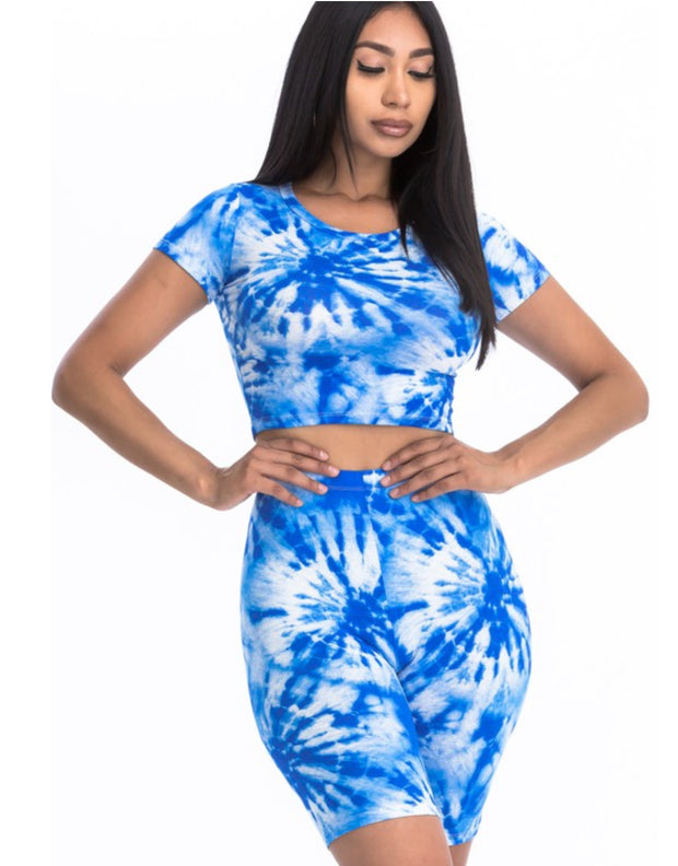 Tie Dye Set - Raissa Luxury Boutique