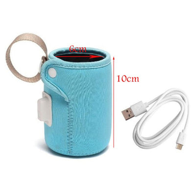 Bottle Holder with USB Charger