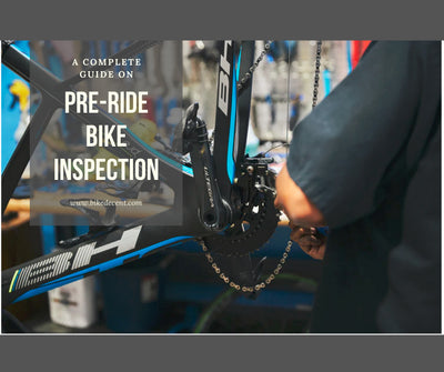 Pre-Ride Bike Inspection