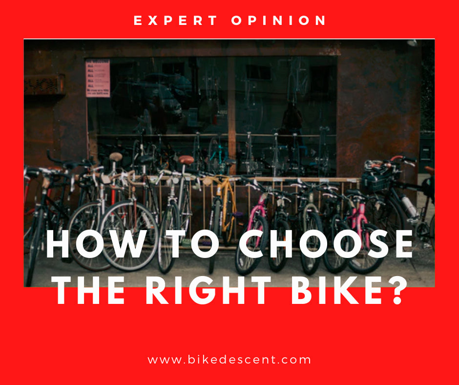 The Bike Buying Guide – Select A Perfect Bike