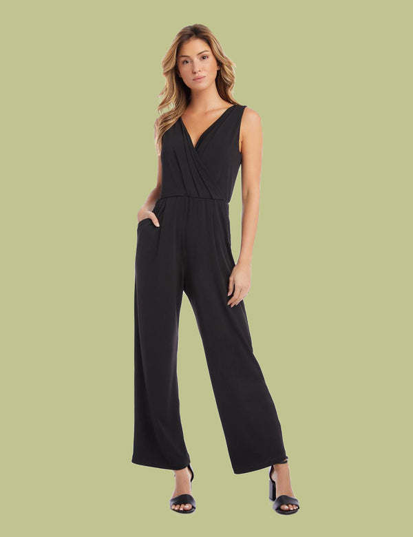 Crossover Jumpsuit