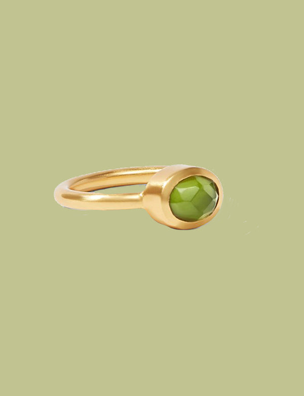 Stack Ring - Jade