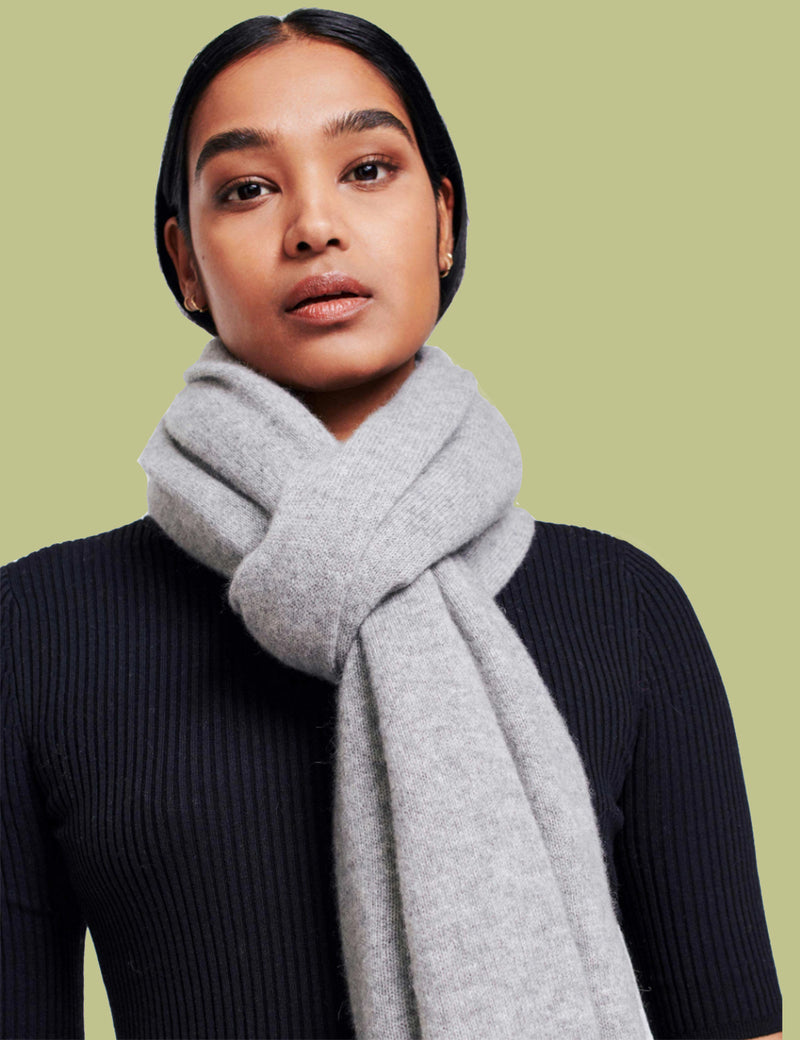 Cashmere Mini Travel Wrap
