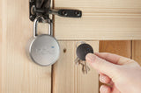 Noke Padlock, Cable & Bike Mount and Key Fob Set