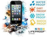 Lifeproof FRE case for iPhone 5