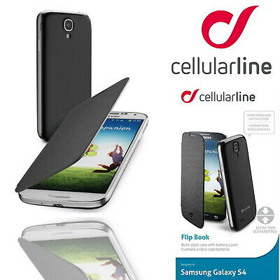 Genuine Samsung Galaxy S4-View S FLIP COVER SMART Premium Custodia SMART  ORIGINALE