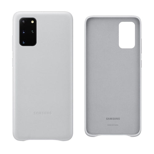 Custodia Originale Samsung Leather Cover EF-VG985L Per Galaxy S20 PLUS in  Pelle