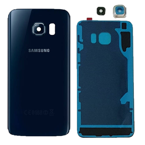 Samsung Back Cover + Camera Frame per Galaxy S6 Edge Plus Scocca  Copribatteria