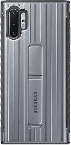 Samsung Protective Standing Cover EF-RN970CS Per Galaxy Note 10 - 10 5G  Silver