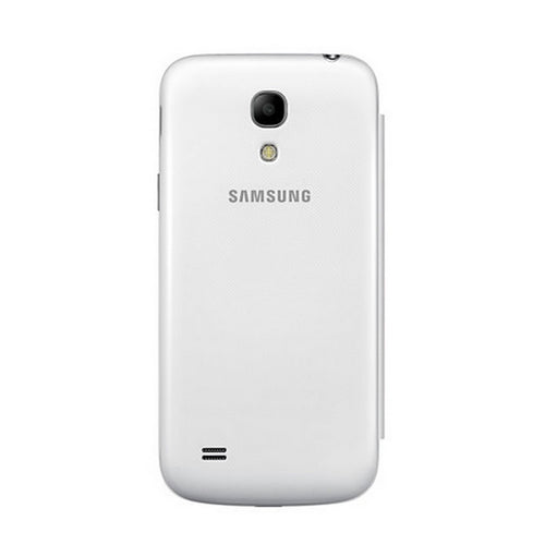 Custodia Originale Cover Samsung EF-FI919BCEGWW Bianco Galaxy S4 Mini I9195  Bulk