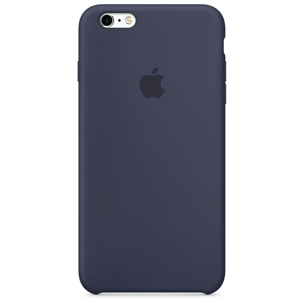 Apple In Silicone Per iPhone 6/6S Plus