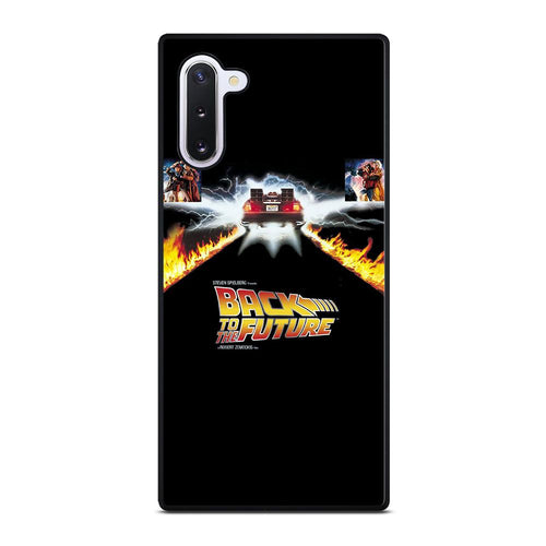 coque custodia cover fundas hoesjes j3 J5 J6 s20 s10 s9 s8 s7 s6 s5 plus edge D11163 BACK TO THE FUTURE DELOREAON #2 Samsung Galaxy Note 10 Case