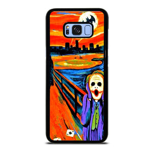 coque custodia cover fundas hoesjes j3 J5 J6 s20 s10 s9 s8 s7 s6 s5 plus edge D11808 BATMAN JOKER SCREAM Samsung Galaxy S8 Plus Case