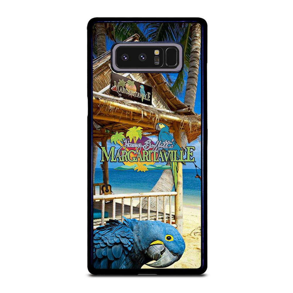 coque custodia cover fundas hoesjes j3 J5 J6 s20 s10 s9 s8 s7 s6 s5 plus edge D11968 BEACH JIMMY BUFFETS MARGARITAVILLE #2 Samsung Galaxy Note 8 Case