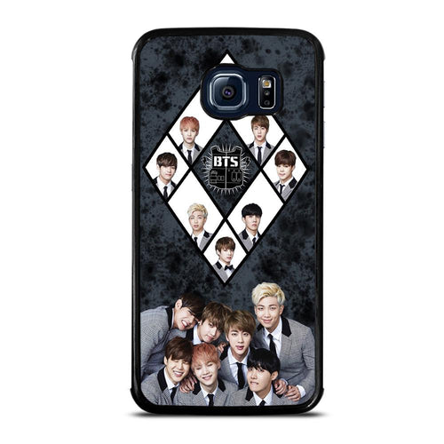coque custodia cover fundas hoesjes j3 J5 J6 s20 s10 s9 s8 s7 s6 s5 plus edge D12092 BEAUTYFUL BTS Samsung Galaxy S6 Edge Case