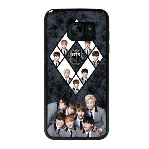 coque custodia cover fundas hoesjes j3 J5 J6 s20 s10 s9 s8 s7 s6 s5 plus edge D12095 BEAUTYFUL BTS Samsung galaxy s7 edge Case