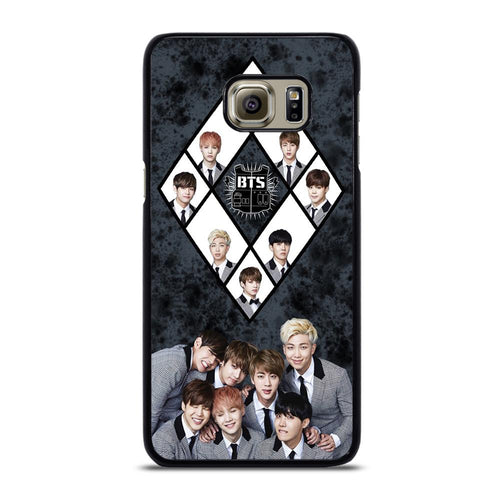 coque custodia cover fundas hoesjes j3 J5 J6 s20 s10 s9 s8 s7 s6 s5 plus edge D12093 BEAUTYFUL BTS Samsung Galaxy S6 Edge Plus Case