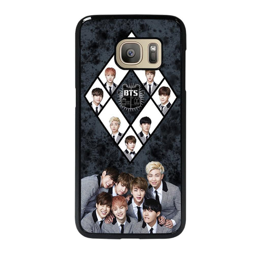 coque custodia cover fundas hoesjes j3 J5 J6 s20 s10 s9 s8 s7 s6 s5 plus edge D12094 BEAUTYFUL BTS Samsung Galaxy S7 Case
