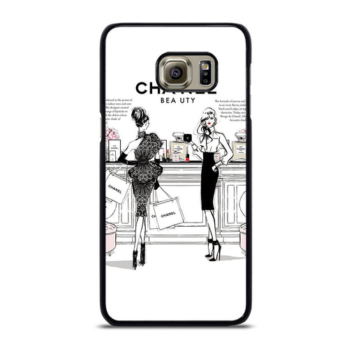 coque custodia cover fundas hoesjes j3 J5 J6 s20 s10 s9 s8 s7 s6 s5 plus edge D12054 BEAUTY FASHION MEGAN HESS #3 Samsung Galaxy S6 Edge Plus Case