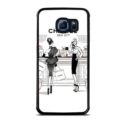 coque custodia cover fundas hoesjes j3 J5 J6 s20 s10 s9 s8 s7 s6 s5 plus edge D12053 BEAUTY FASHION MEGAN HESS #3 Samsung Galaxy S6 Edge Case