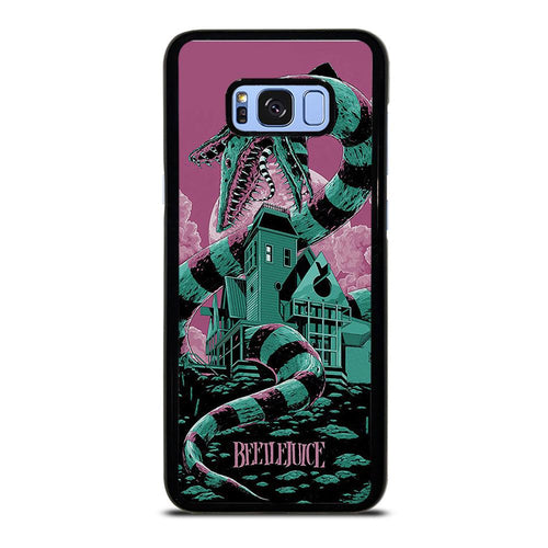 coque custodia cover fundas hoesjes j3 J5 J6 s20 s10 s9 s8 s7 s6 s5 plus edge D12210 BEETLEJUICE Samsung Galaxy S8 Plus Case