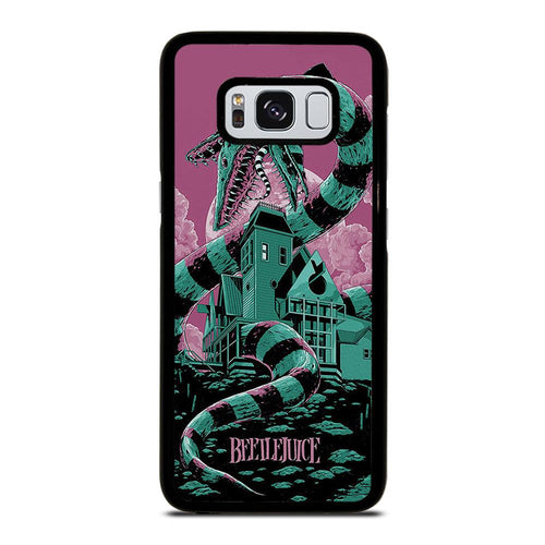 coque custodia cover fundas hoesjes j3 J5 J6 s20 s10 s9 s8 s7 s6 s5 plus edge D12209 BEETLEJUICE Samsung Galaxy S8 Case