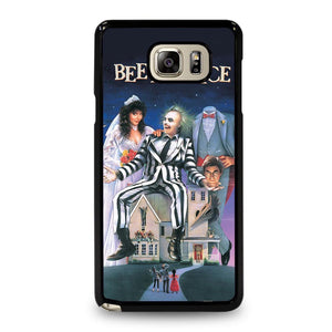 coque custodia cover fundas hoesjes j3 J5 J6 s20 s10 s9 s8 s7 s6 s5 plus edge D12174 BEETLEJUICE MOVIE TIM BURTON Samsung Galaxy Note 5 Case
