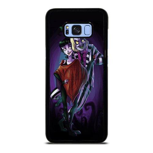 coque custodia cover fundas hoesjes j3 J5 J6 s20 s10 s9 s8 s7 s6 s5 plus edge D12224 BEETLEJUICE TIM BURTON 1 Samsung Galaxy S8 Plus Case